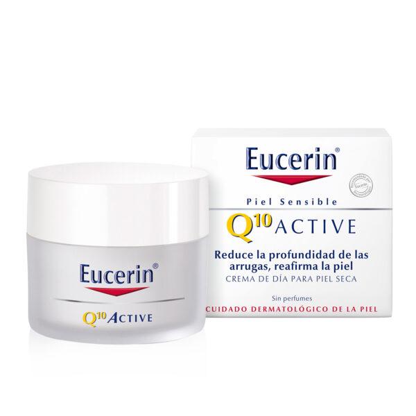 Eucerin Q10 Active Crema Antiarrugas - Parafarmacia Online..